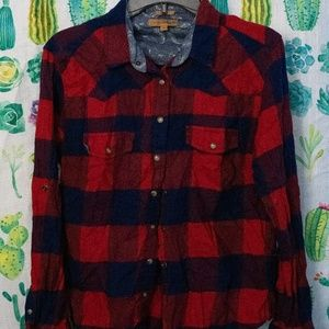 Red flannel M